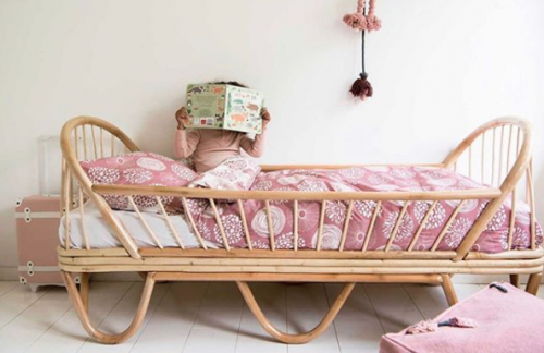 Moyo juniorbed rotan