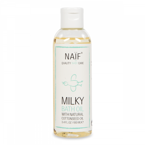 Naïf Baby Milky Bath Oil 100ML