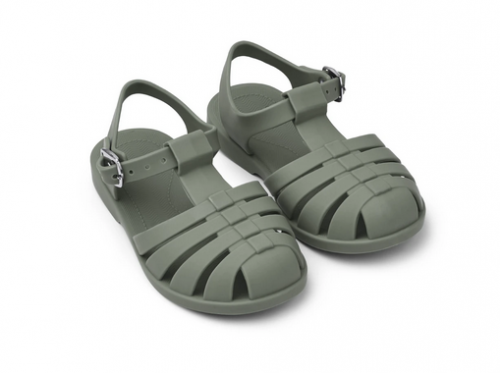 Liewood - Bre Sandals Faune green