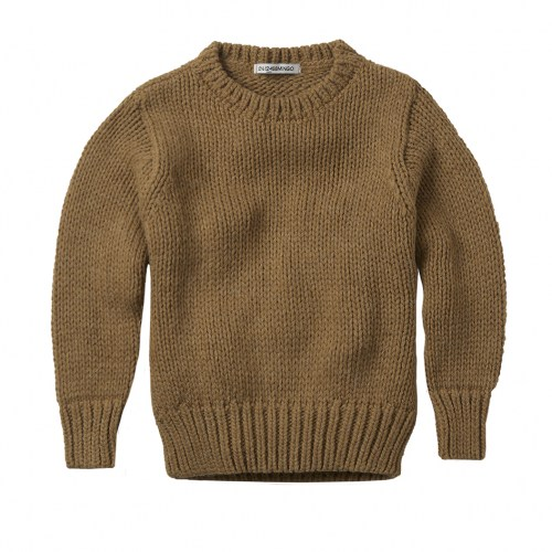 Mingo - Sweater knit sand